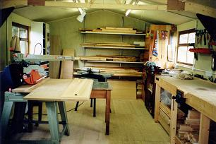 workshop interior