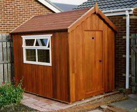 superior apex garden shed